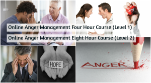 Anger Management Counseling collage